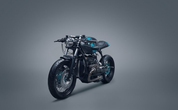 Motor BMW R80 custom MAN MAN 2