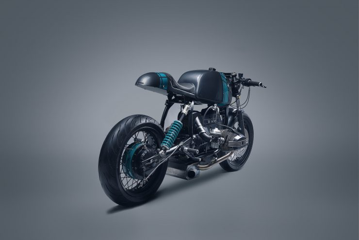 Motor BMW R80 custom MAN MAN 9