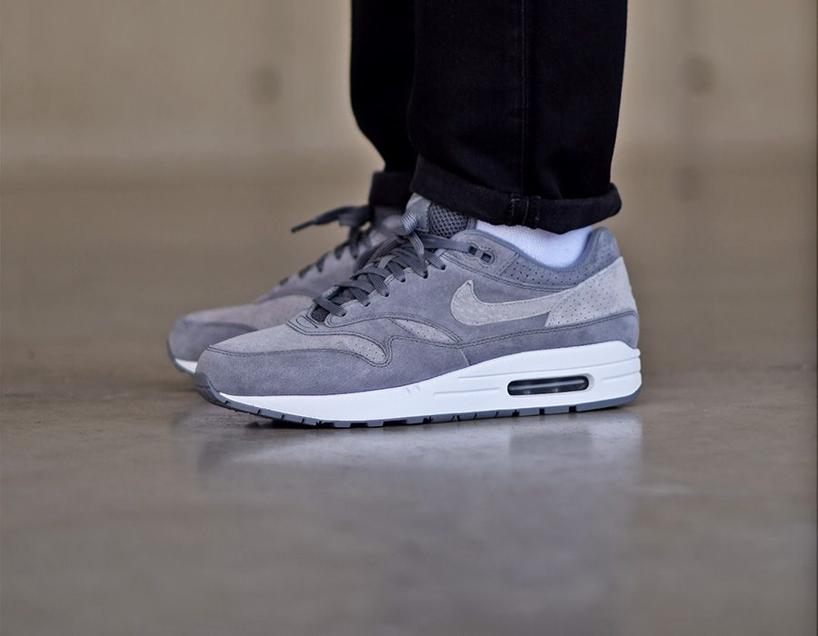 Nike air max 1 premium greywolf MAN MAN