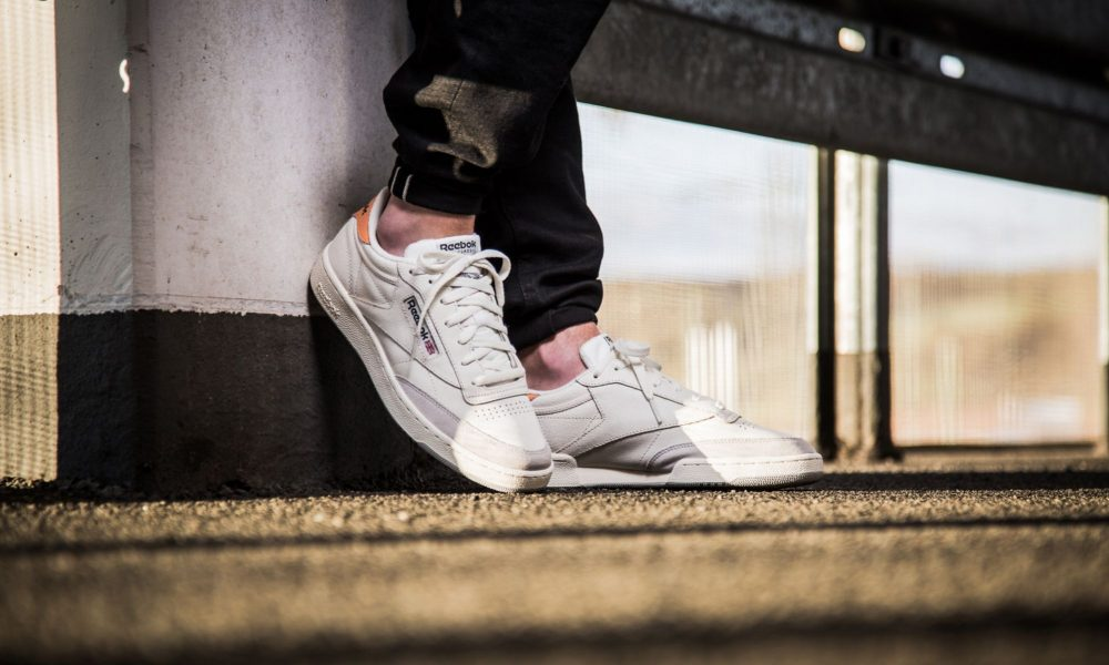 Reebok club c85 look