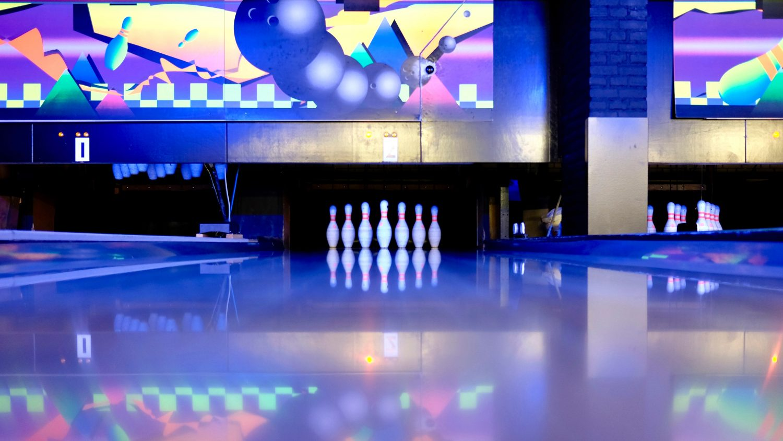 Fotball bowling Amsterdam MAN MAN