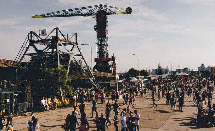 drumcode festival techno muziek ndsm-werf amsterdam MAN MAN