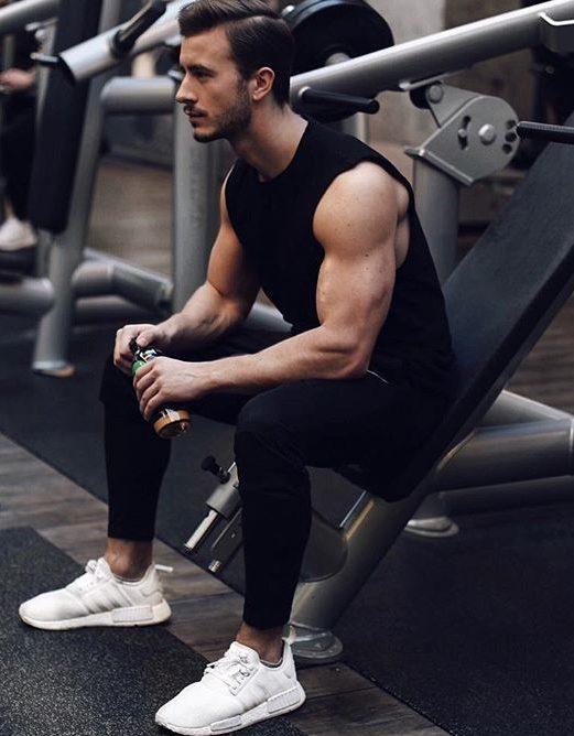Cardio oefeningen MAN MAN