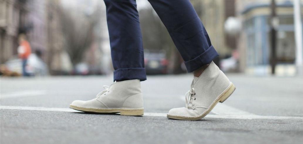 Slecht weer? Zo bescherm je je schoenen goed tegen regen