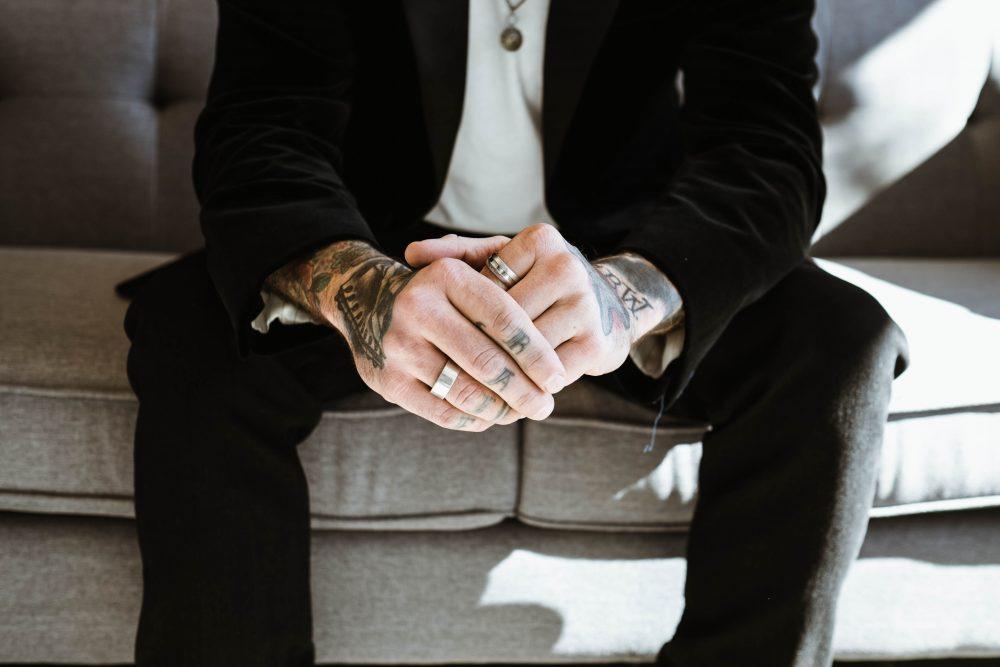 Tattoo verzrogen mooi houden MAN MAN