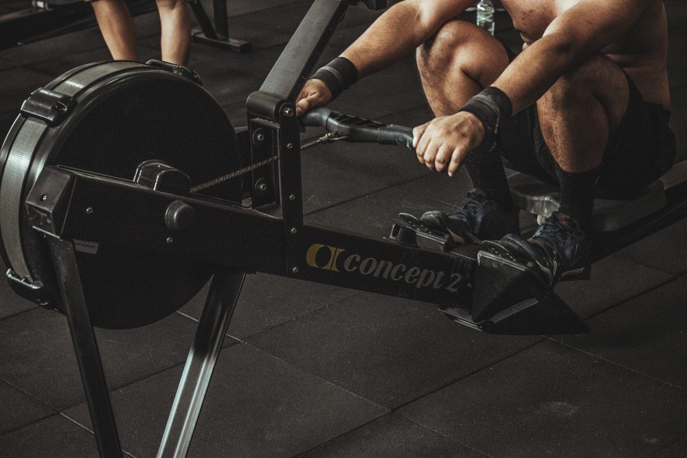 trainen naar lichaamsbouw MAN MAN