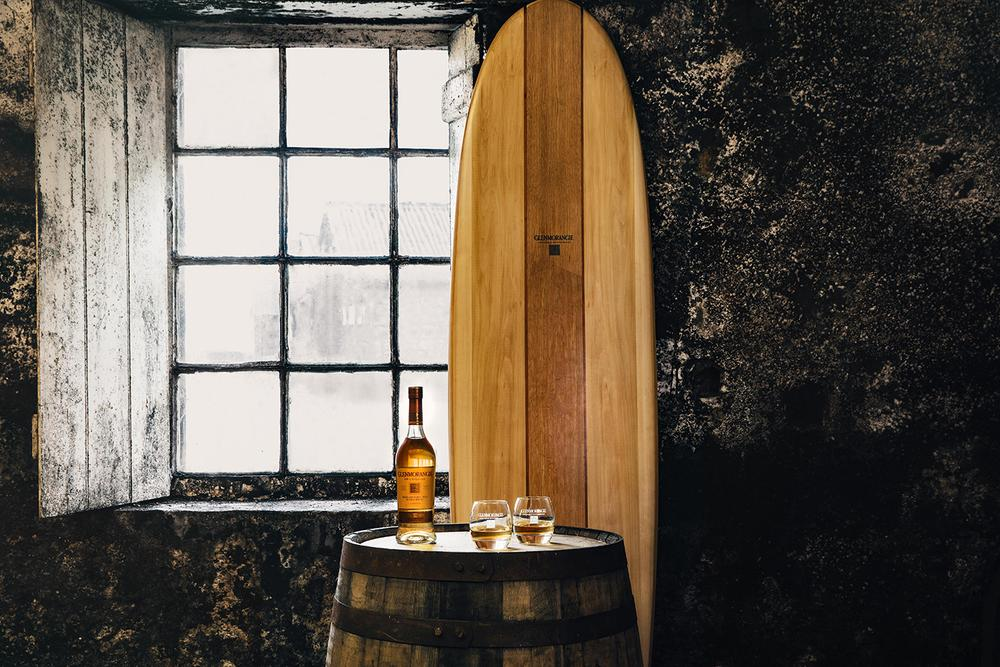 whisky surfboard MAN MAN