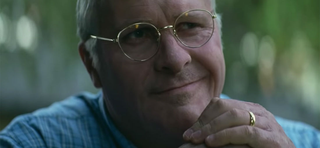 Trailer Vice Christian Bale MAN MAN