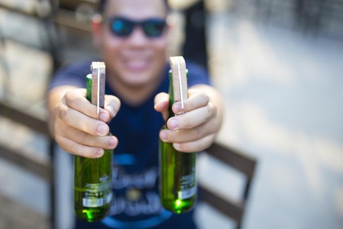 bieropener bericht MAN MAN 0
