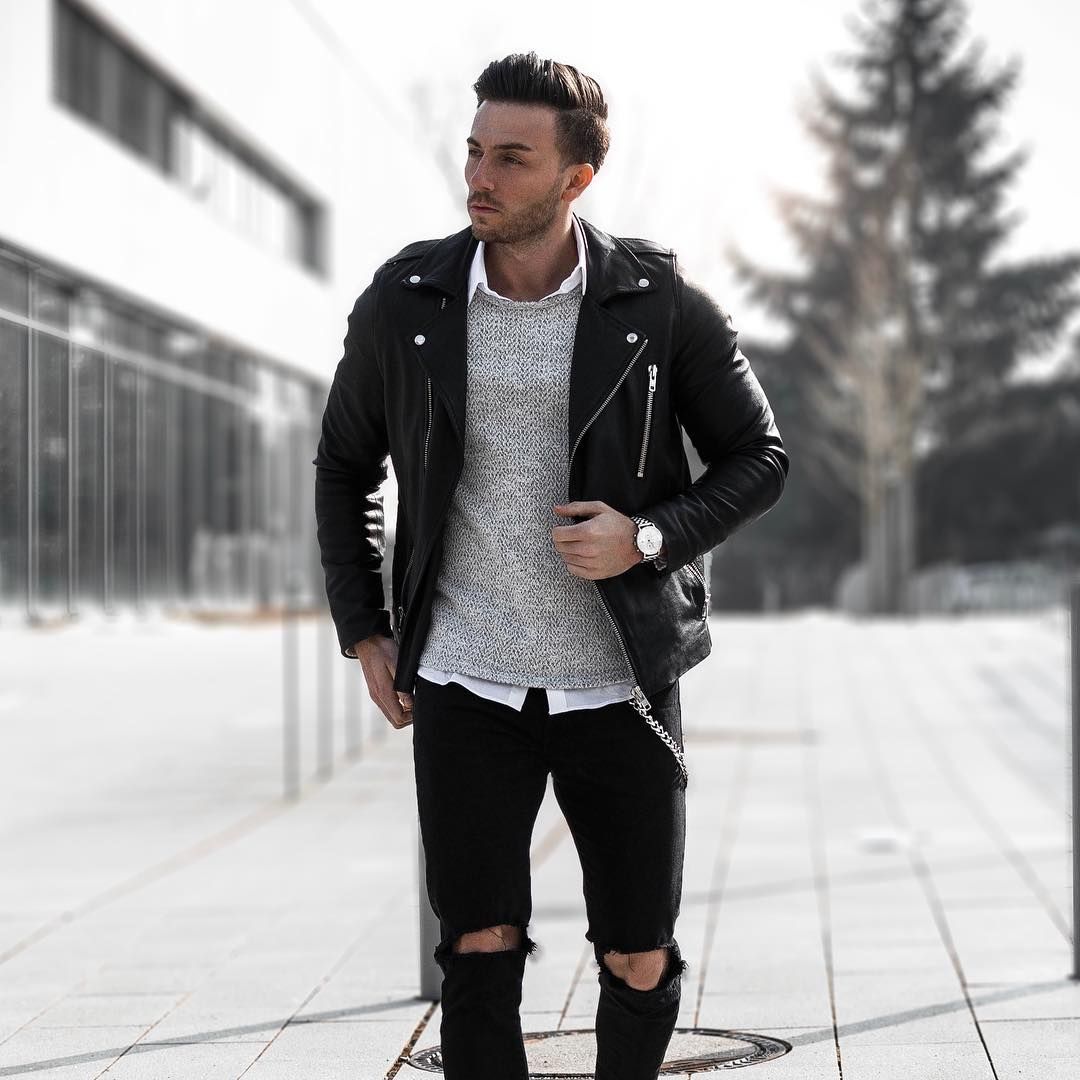 rock 'n roll iconische outfits MAN MAN