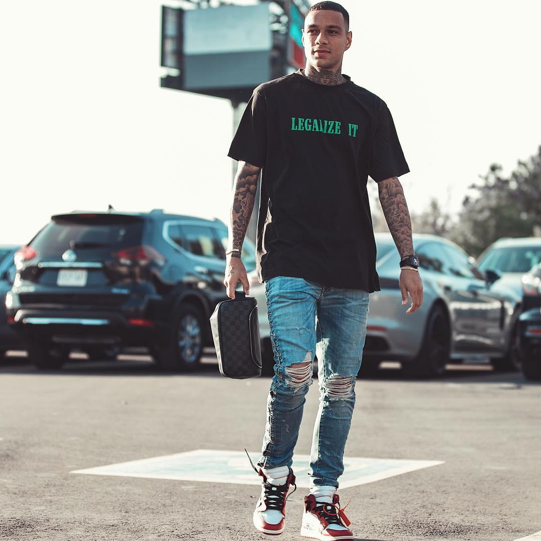 T-shirt kleden naar je leeftijd MAN MAN