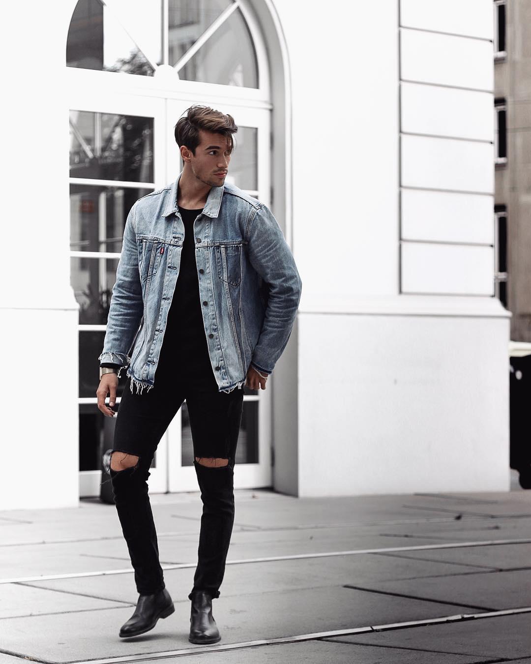 Jeans kleding leeftijd MAN MAN