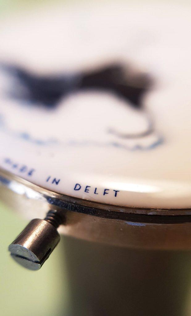 Holthinrichs Watches horloge Delft architect MAN MAN