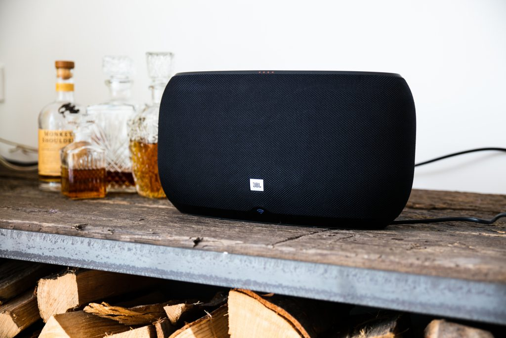JBL LINK collectie smart speaker MAN MAN