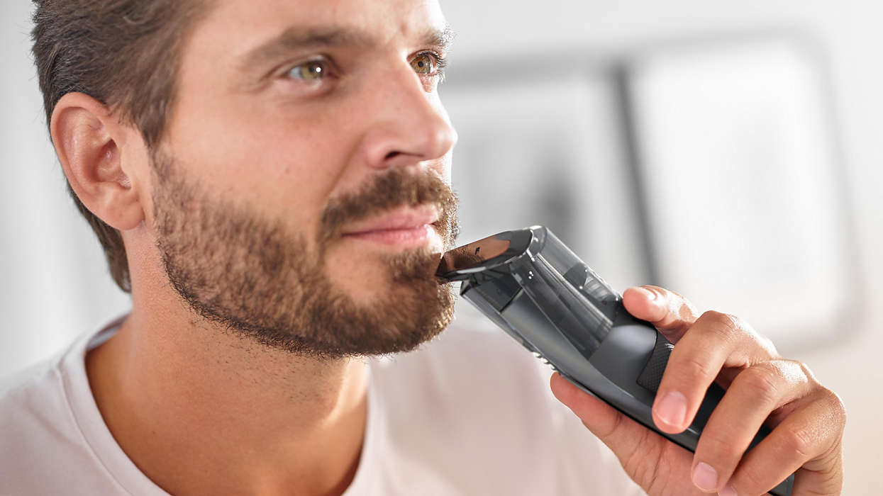 baard trimmen trimmer philips MAN MAN