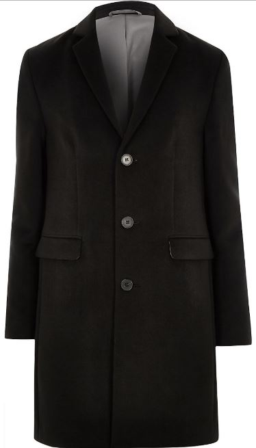 overcoat Black Friday kleding MAN MAN
