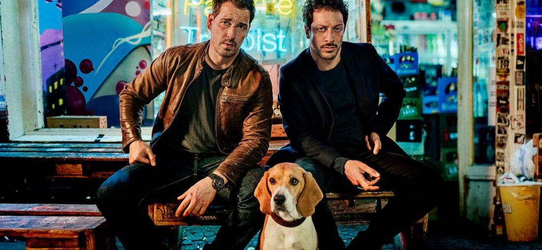 Dogs of Berlin MAN MAN