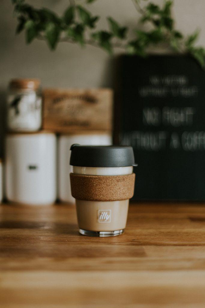 koffie ochtend illy MAN MAN