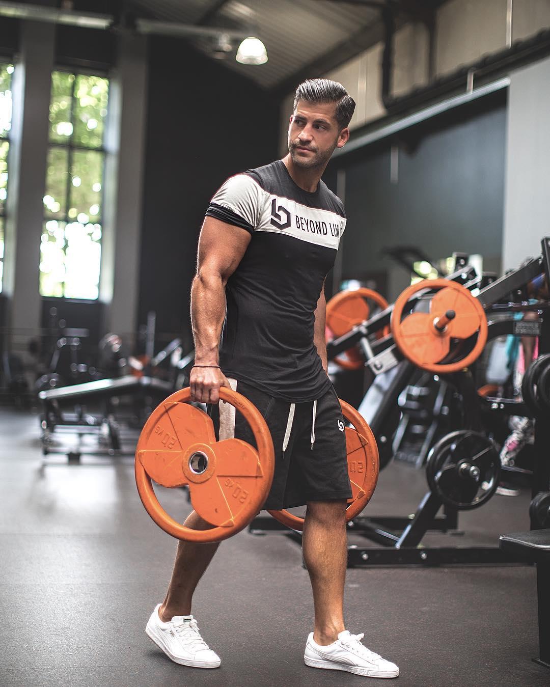 koffie workout fitness MAN MAN