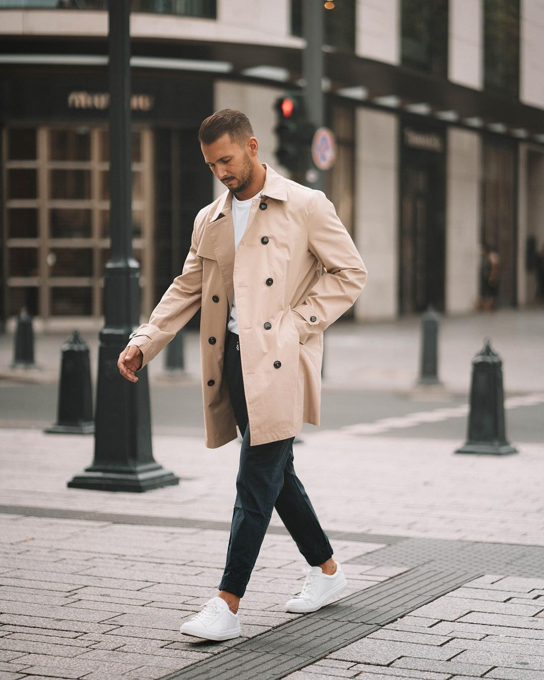 trenchcoat modetrends MAN MAN