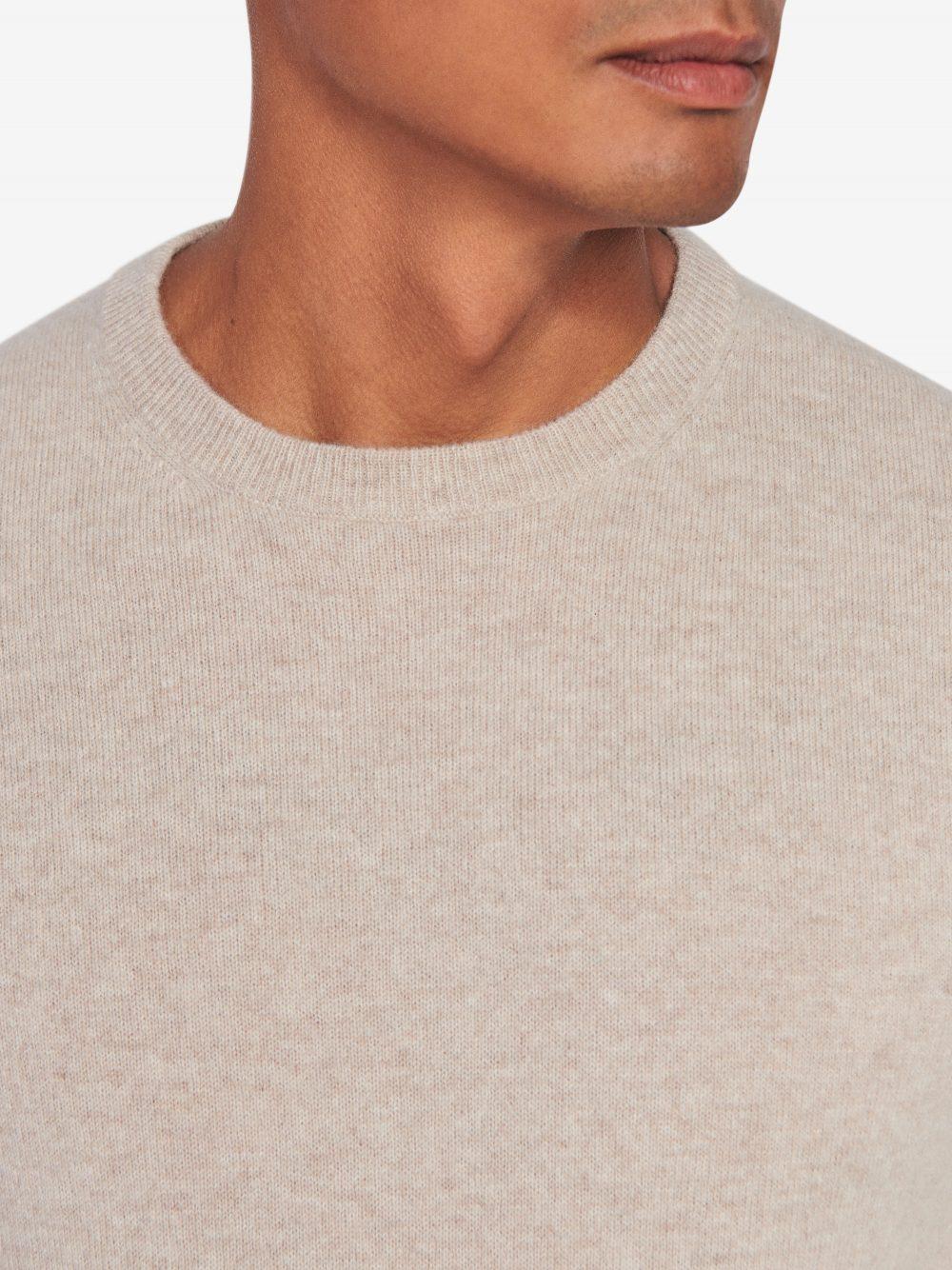 cashmere truien mannen no label MAN MAN