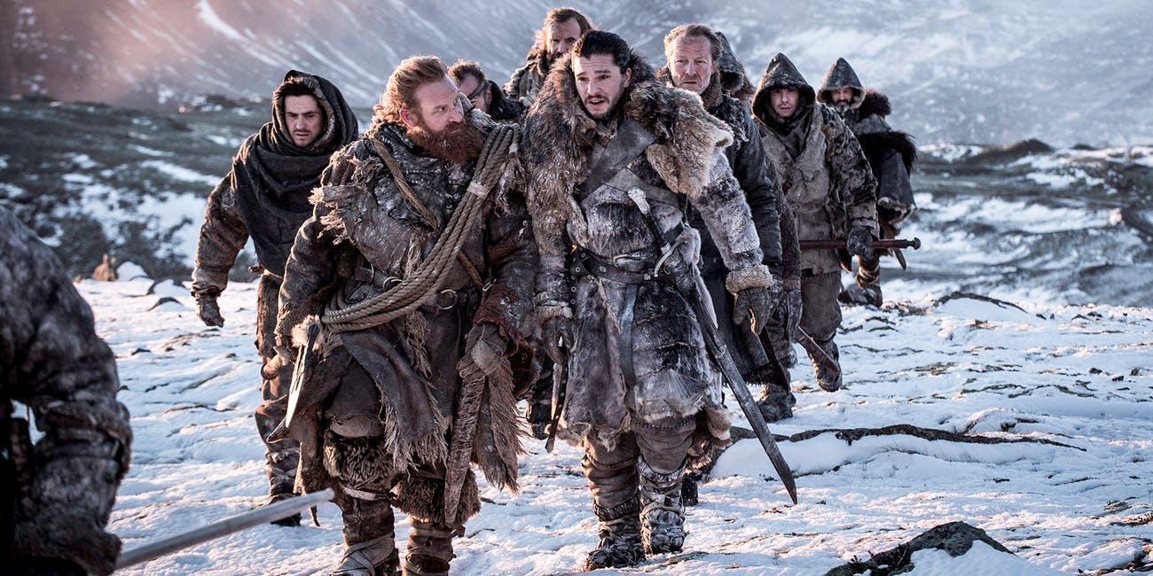 Teaser Game of Thrones seizoen 8 MAN MAN