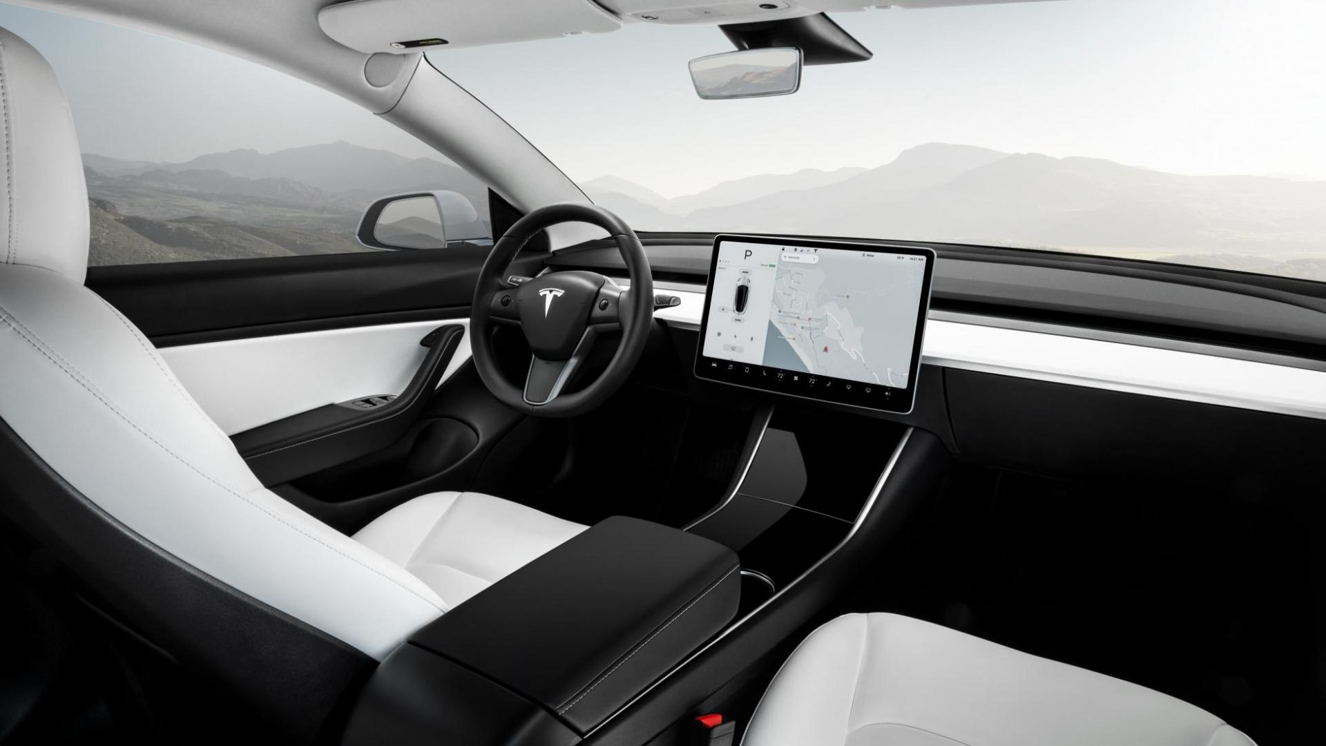 Tesla Model 3 prijs MAN MAN