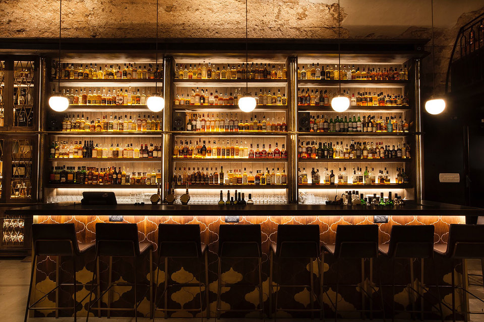Whisky Bar & Museum Tel Aviv MAN MAN
