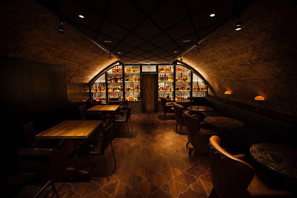 Whisky Bar & Musuem Tel Aviv MAN MAN