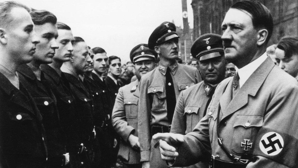 Hitler's bodyguard oorlogfilms Netflix MAN MAN