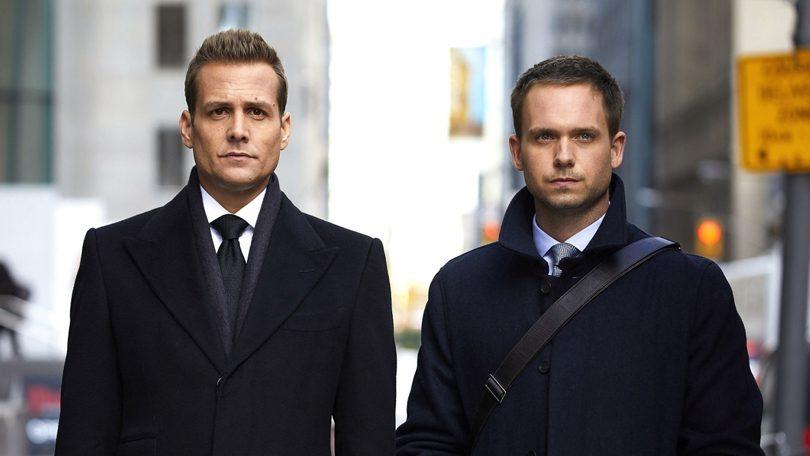Suits seizoen 9 MAN MAN