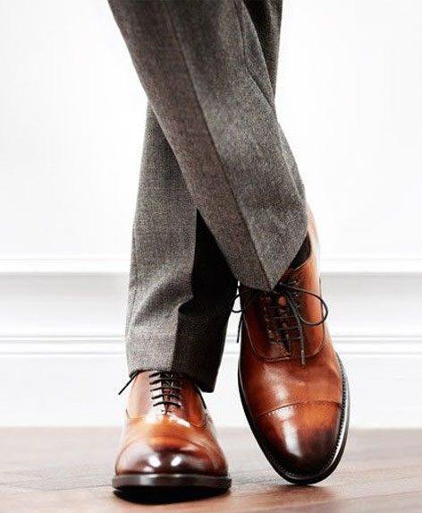 lengte pantalon MAN MAN