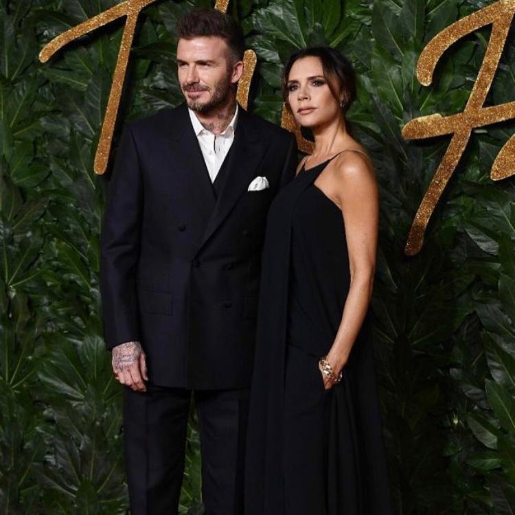 Imperium Victoria en David Beckham MAN MAN