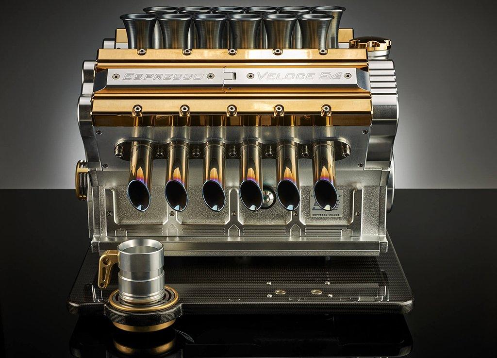 formule-1 koffiezetapparaat MAN MAN