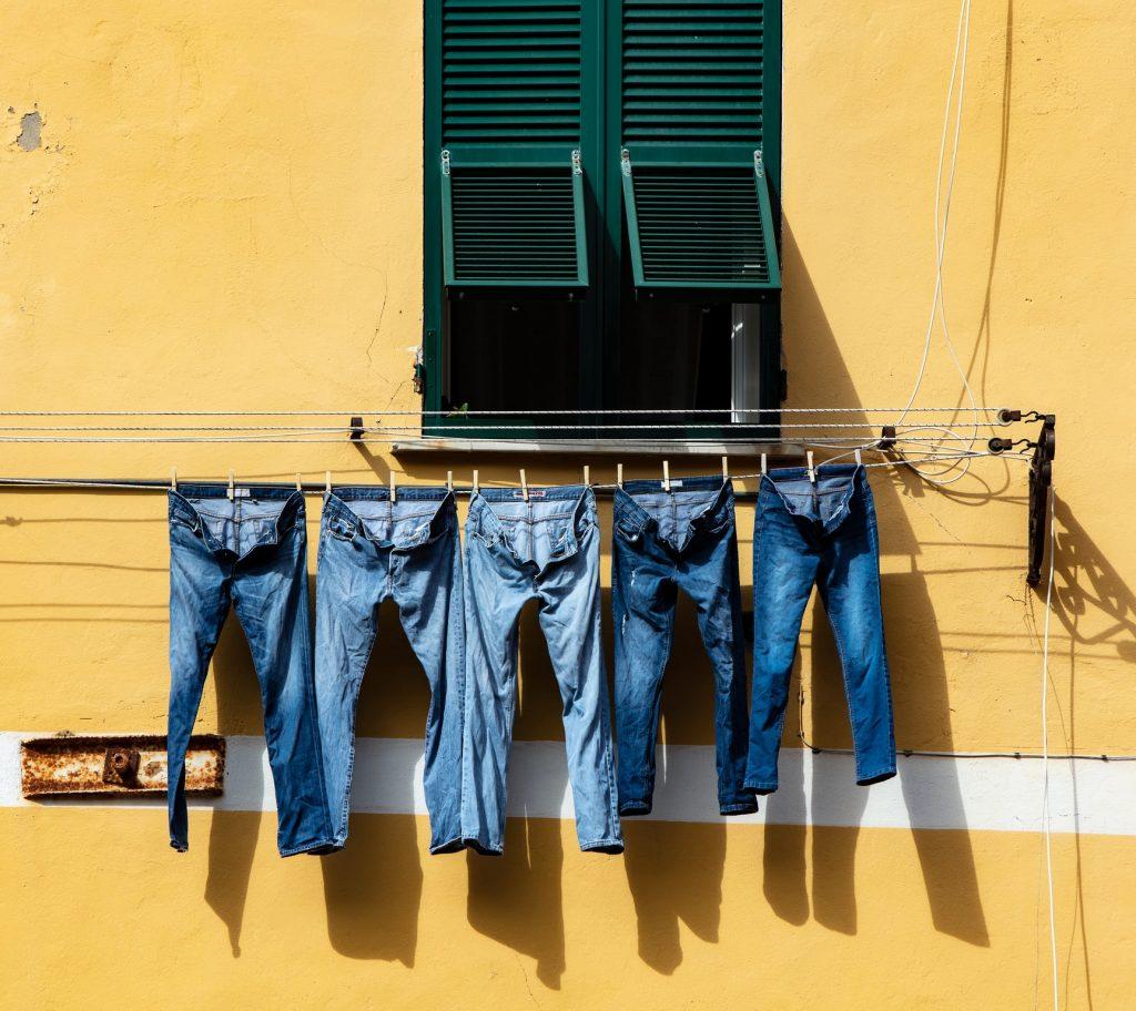 jeans wassen kleding verzorgen denim MAN MAN