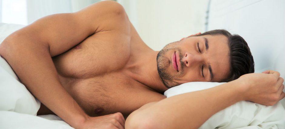 5 typen slapeloze MAN MAN