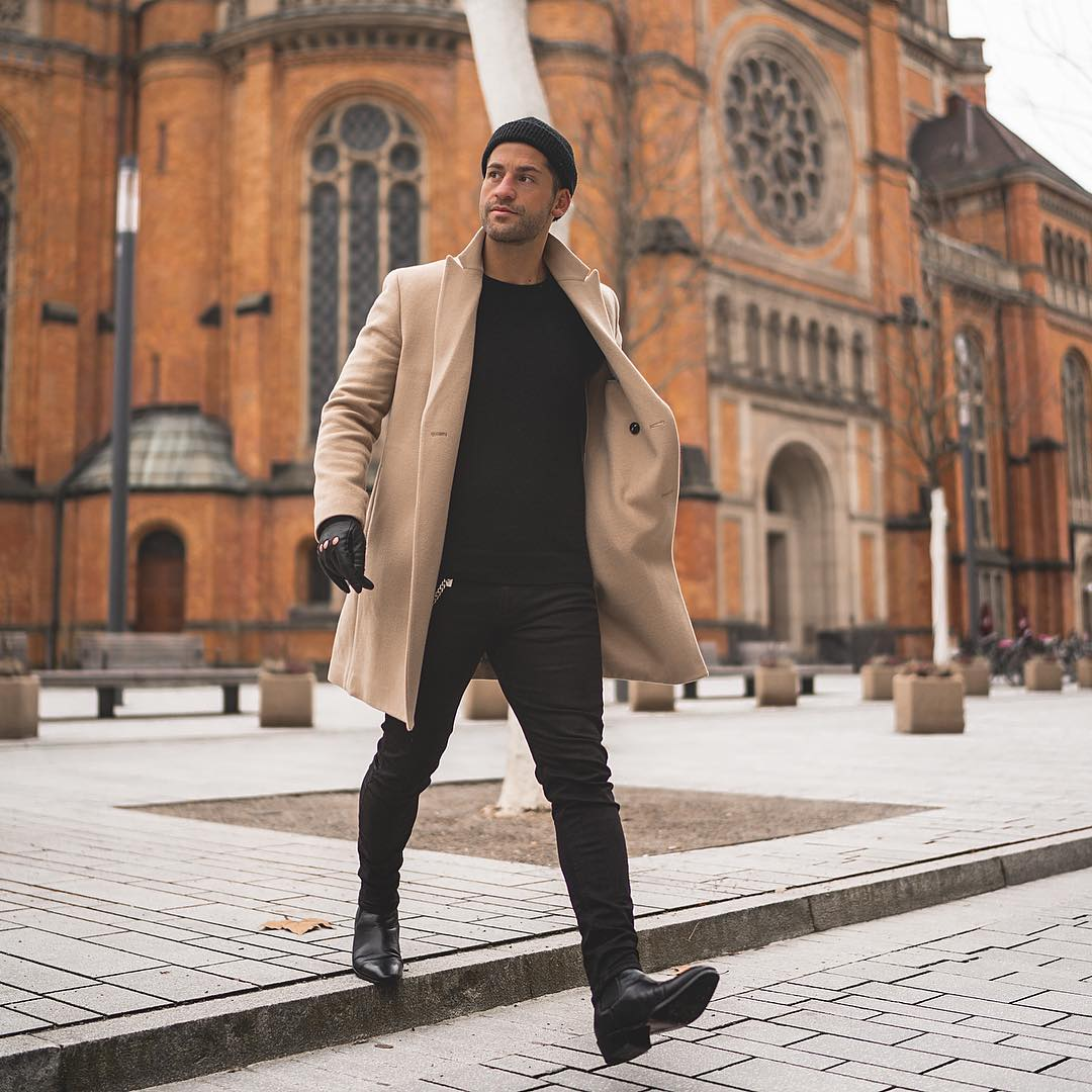stijlvolste winterjassen MAN MAN