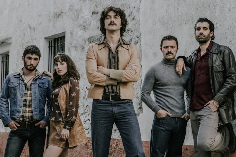 beste Spaanstalige series op Netflix MAN MAN