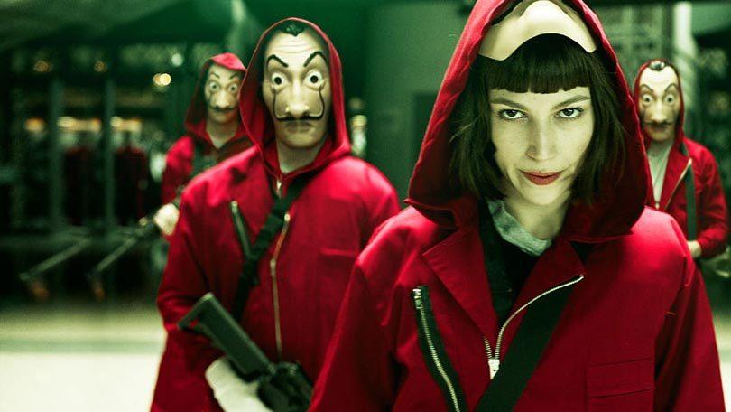 Spaanstalige series op Netflix MAN MAN