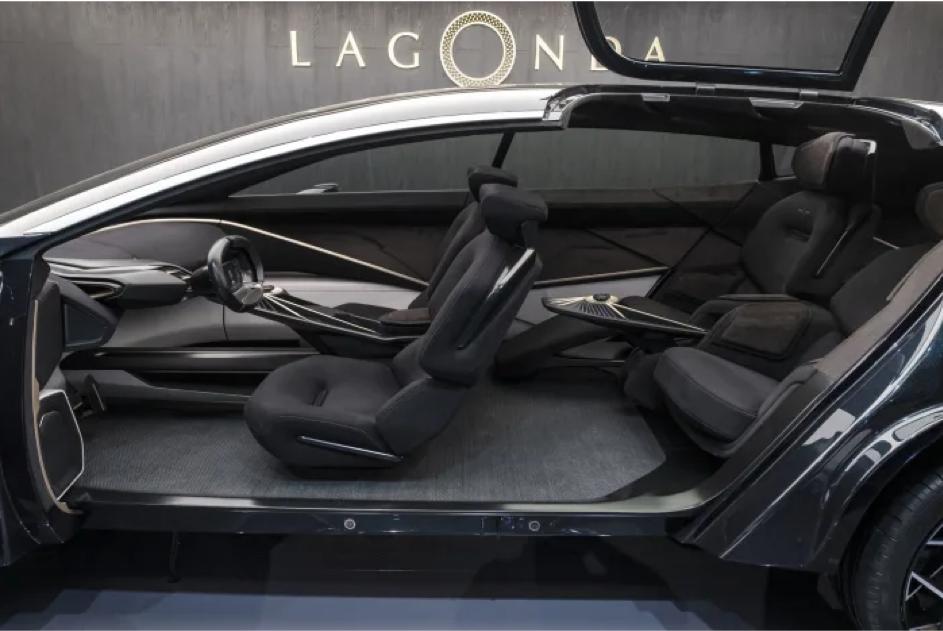 Aston Martin Lagonda MAN MAN