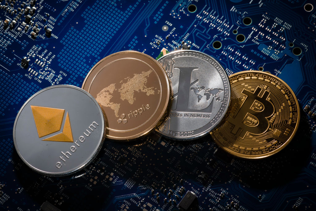 Cryptocurrency 2019 MAN MAN 02