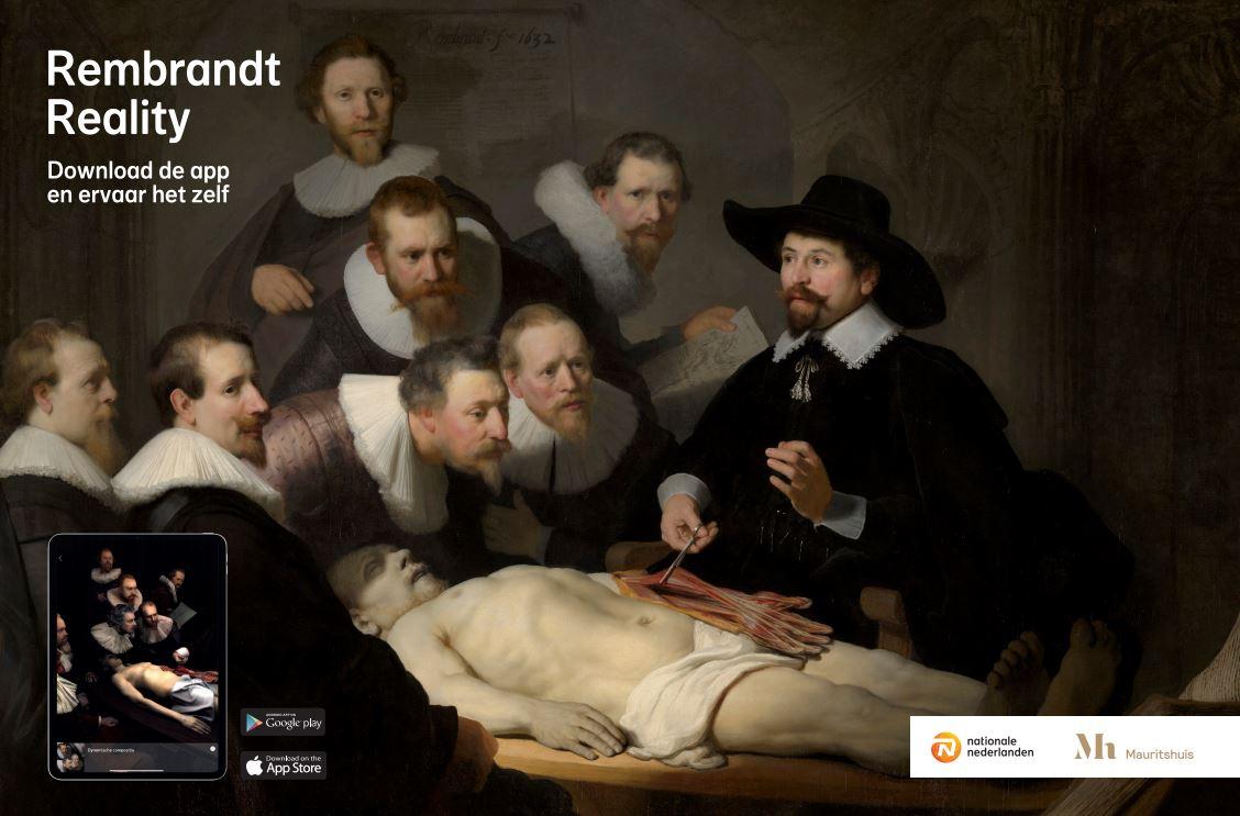 Rembrandt Reality MAN MAN