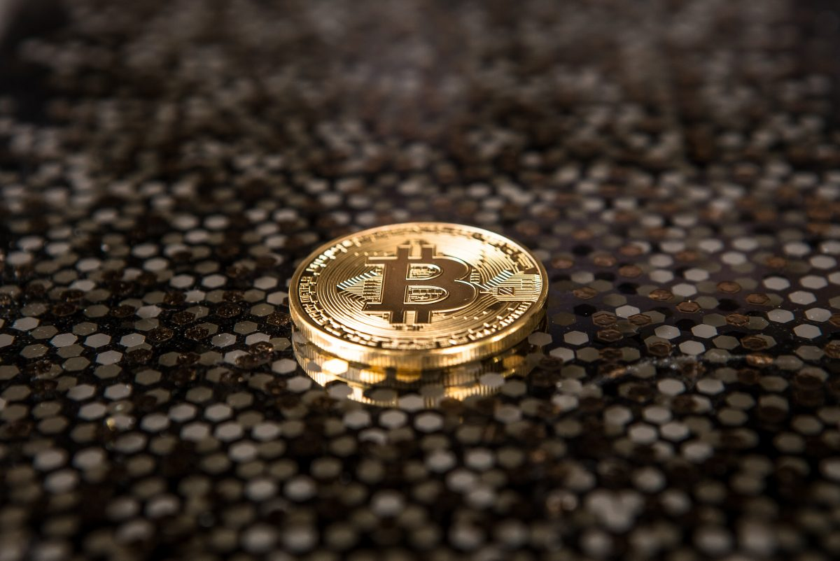 Bitcoin daling MAN MAN