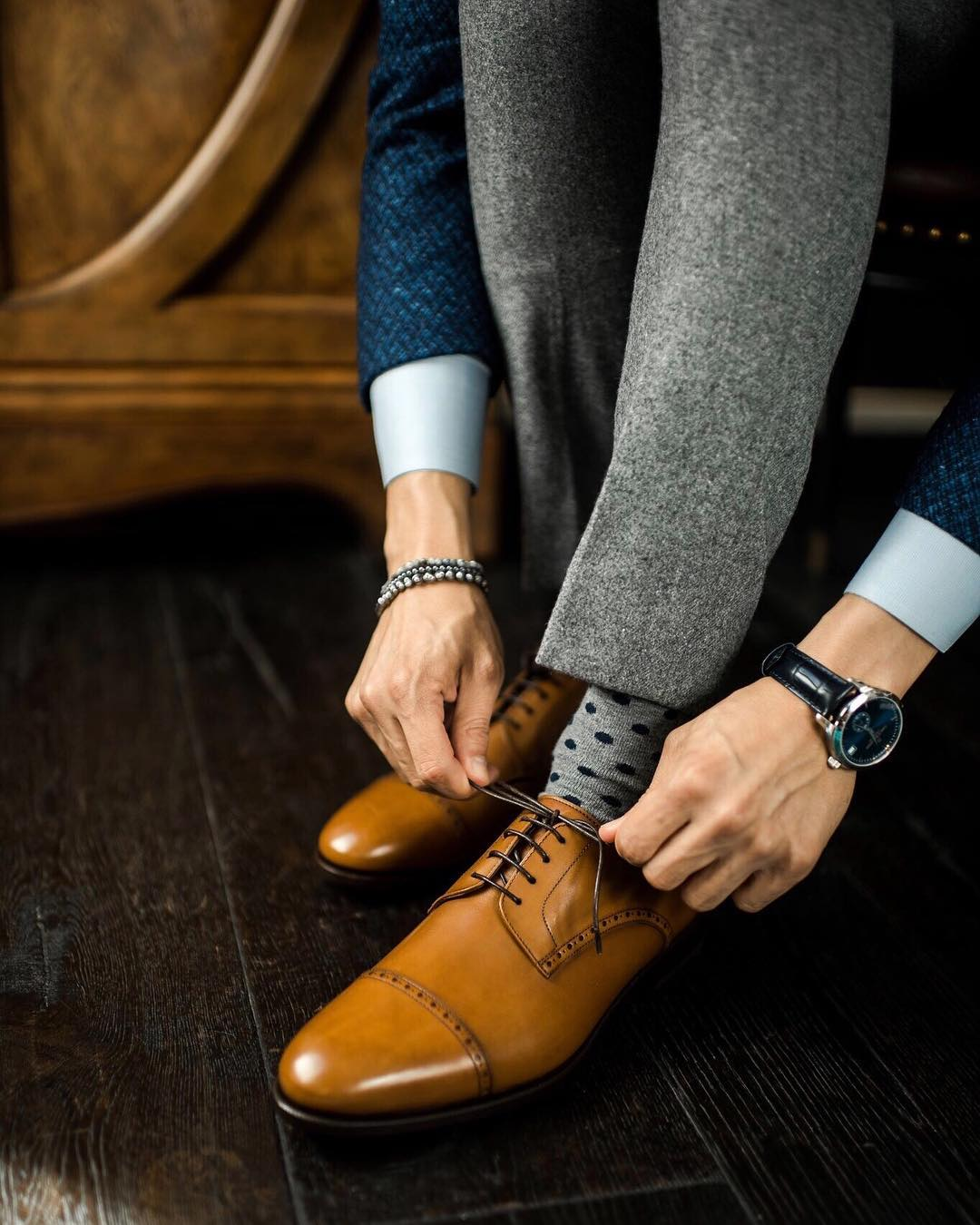 sokken en kleding combineren MAN MAN