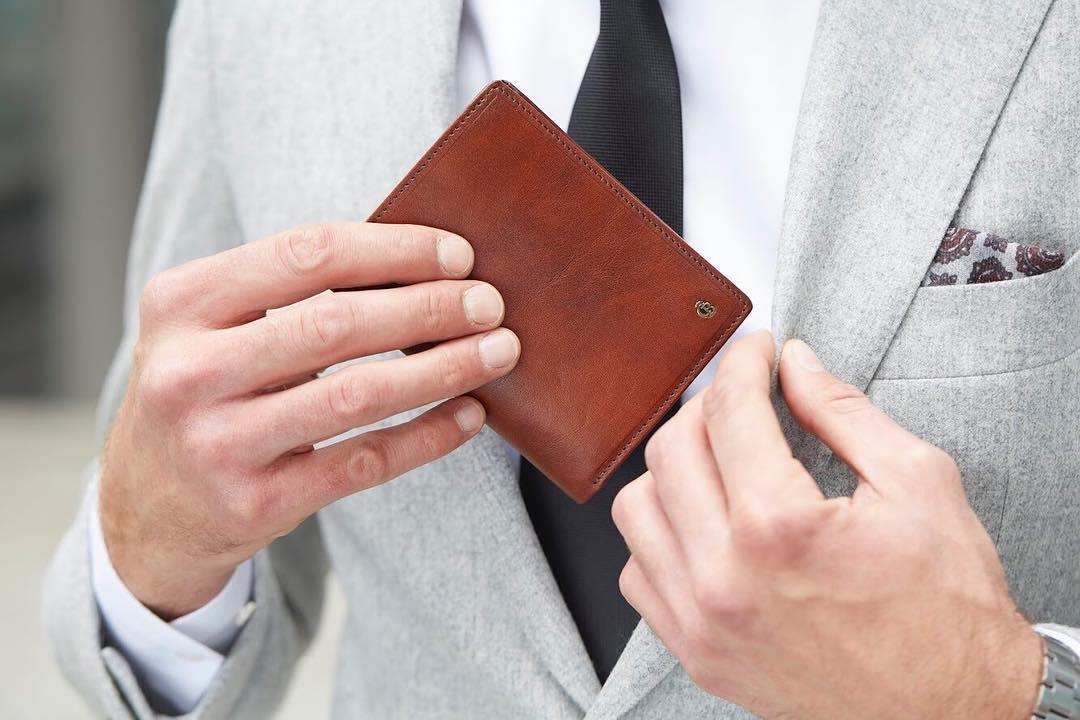 stijlvolle heren portemonnees MAN MAN