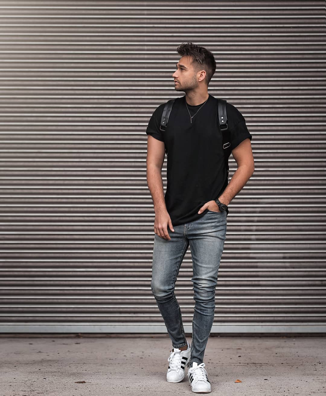 Jeans pasvormen combineren MAN MAN