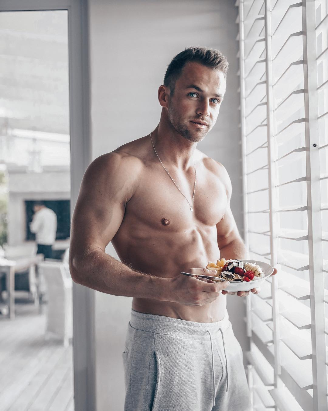 vitamines belangrijke gezonde voeding MAN MAN