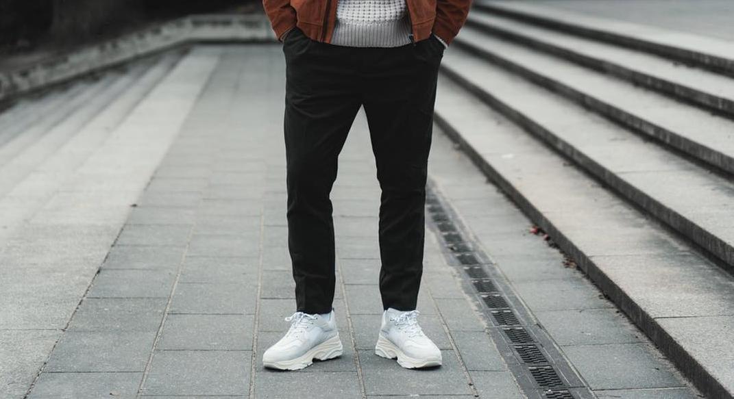 De skinny jeans is populairder dan ooit onder mannen