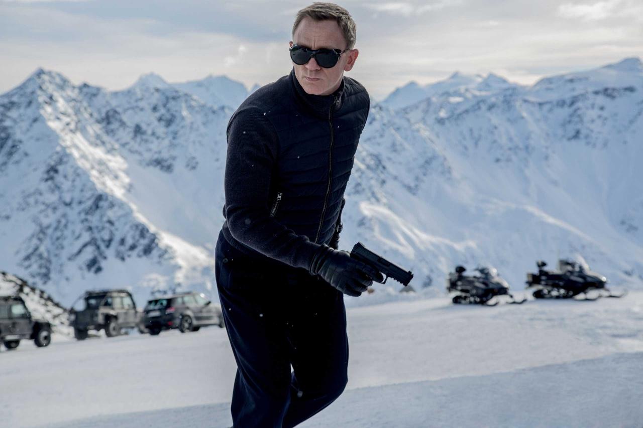 Nieuwe James Bond