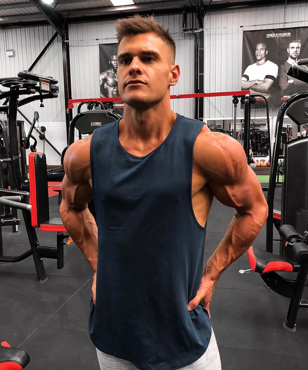 Snel gespierd worden: zo ben je fit voor de zomer MAN MAN